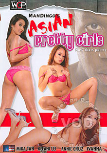 Mandingo's Asian Pretty Girls Box Cover
