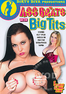 Ass Brats With Big Tits Box Cover