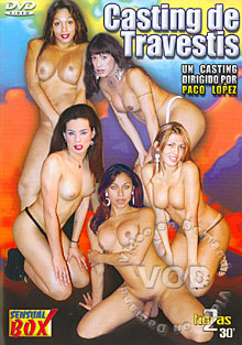 Casting De Travestis Box Cover