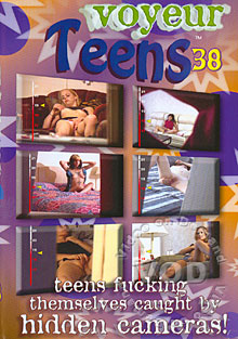 Voyeur Teens 38 Box Cover