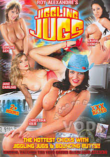 Jiggling Jugs Box Cover