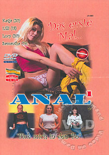 Das erste Mal... Anal 1 (Anal For The First Time 1) Box Cover