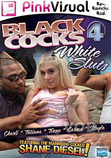 Black Cocks White Sluts 4 Box Cover