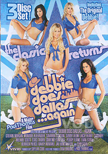 Debbie Does Dallas... Again Box Cover