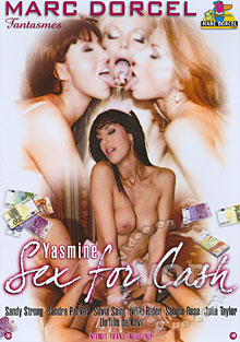 Sexe de Yasmine pour l'Argent Comptant (Yasmine Sex For Cash) Box Cover