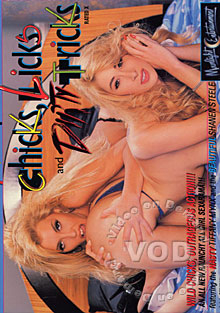 Chicks, Licks and Dirty Tricks Box Cover