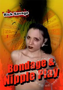 Rick Savage Bondage & Nipple Play Box Cover