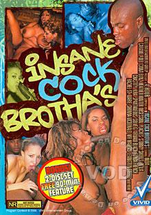 Insane Cock Brothas Box Cover