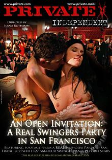 Open Invitation: A Real Swinger's Party in San Francisco Box Cover