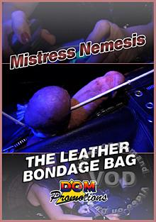 Mistress Nemesis - The Leather Bondage Bag Box Cover