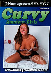 Curvy Amateur Girls 6 Box Cover