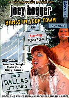 Joey Hogger Bangs In Your Town Box Cover
