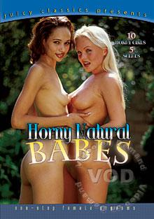 Horny Natural Babes Box Cover