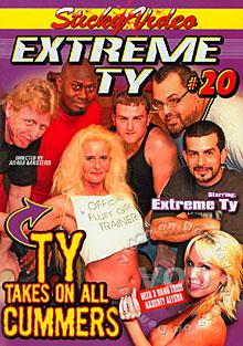 Extreme Ty #20 - Ty Takes On All Cummers Box Cover