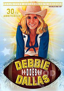 Debbie Does Dallas 30th Anniversary: Commentary with Robin Byrd Box Cover
