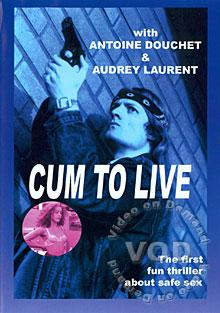 Cum To Live Box Cover