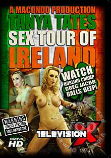Tanya Tate's Sex Tour Of Ireland Box Cover