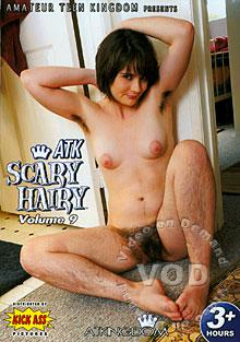 ATK Scary Hairy Volume 9 Box Cover