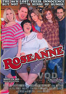 Roseanne The XXX Parody Box Cover