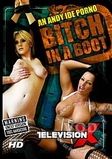 Bitch In A Boot Box Cover