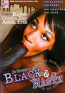 Black & Nasty Box Cover