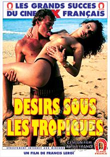 Lust Under The Tropics (French Language) Box Cover