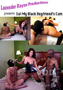 Eat My Black Boyfriend's Cum Box Cover