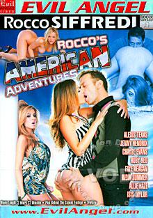 Rocco's American Adventures Box Cover