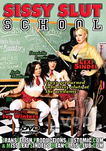 Sissy Slut School Box Cover