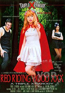 Red Riding Hood XXX Box Cover