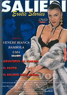 Salieri Erotic Stories 2 Box Cover