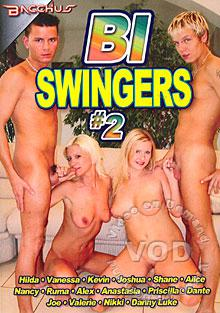 Bi Swingers #2 Box Cover