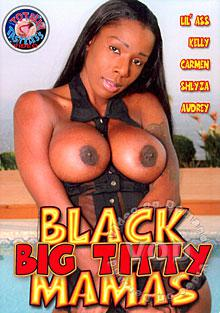 Black Big Titty Mamas Box Cover