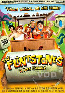 The Flintstones - A XXX Parody (Disc 1) Box Cover