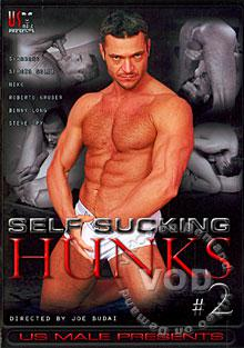 Self Sucking Hunks #2 Box Cover