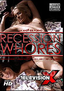 Recession Whores Box Cover