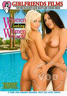 Women Seeking Women Volume 67 Box Cover
