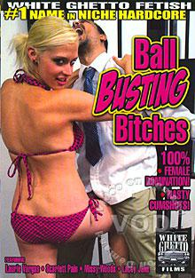 Ball Busting Bitches Box Cover