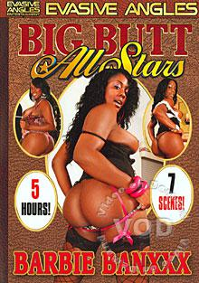 Big Butt All Stars - Barbie Banxxx Box Cover