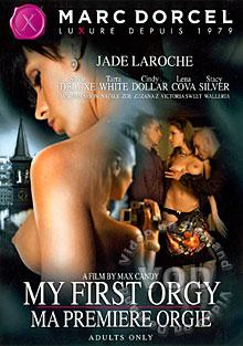 My First Orgy (Ma Premiere Orgie) - English Box Cover