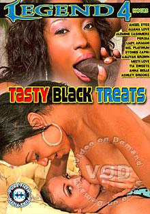 Tasty Black Treats Box Cover