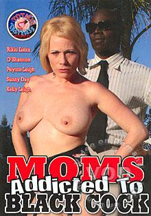 Moms Addicted To Black Cock Box Cover