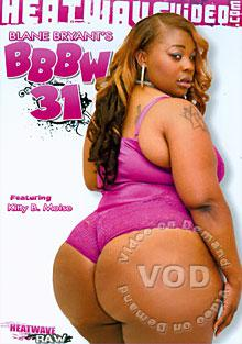 Blane Bryant's BBBW 31 Box Cover