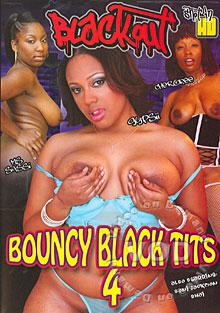 Bouncy Black Tits 4 Box Cover