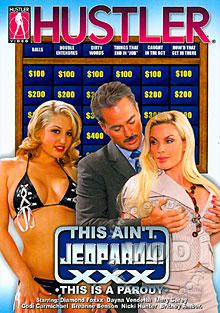 This Ain't Jeopardy XXX Box Cover