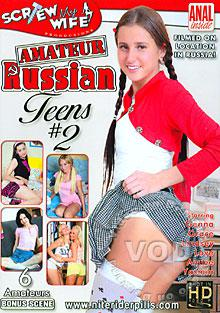 Amateur Russian Teens #2 Box Cover