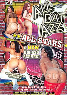 All Dat Azz All Stars Box Cover