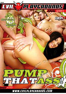 Pump That Ass! Box Cover
