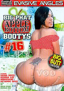 Big Phat Apple Bottom Bootys #16 Box Cover