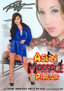 Asian Massage Parlor Box Cover